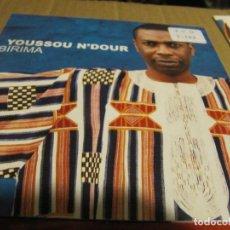 CDs de Música: YOUSSOU N'DOUR - BIRIMA - CD, SINGLE. Lote 236842180