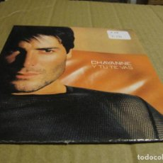 CDs de Música: CHAYANNE - Y TU TE VAS CD SINGLE. Lote 236842590