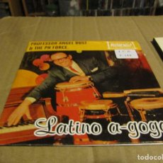 CDs de Música: PROFESSOR ANGELK DUST & THE PH FORCE / LATINO A-GOGO (CD SINGLE CARTON PROMO 2000). Lote 236844740