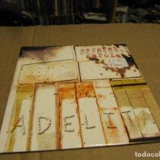 CDs de Música: SERGENT SARGENTO GARCIA / ADELITA (CD SINGLE CARTON PROMO 2001). Lote 236844995