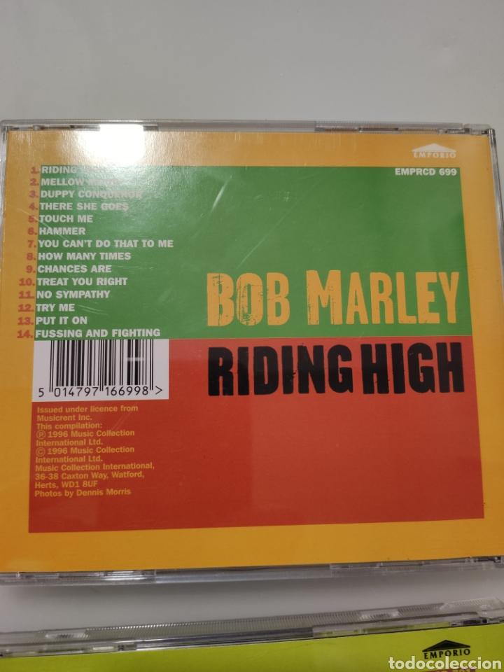 CDs de Música: 4 CDs BOB MARLEY - Foto 4 - 236872420