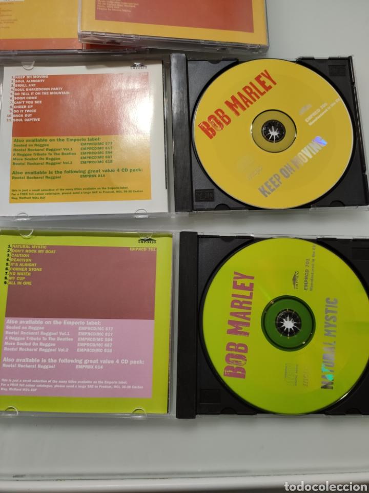 CDs de Música: 4 CDs BOB MARLEY - Foto 8 - 236872420