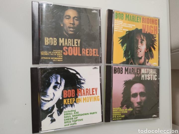 4 CDS BOB MARLEY (Música - CD's Reggae)