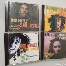 CDs de Música: 4 CDS BOB MARLEY. Lote 236872420