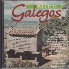 CDs de Música: EXITOS GALEGOS - OS TROVADORES CARBALLEIRA SARAIBAS TARANTIS ETC.. CD EN PERFECTAS CONDICIONES #. Lote 236892315