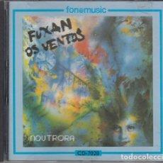 CDs de Música: FUXAN OS VENTOS - NOUTRORA - FOLKLORE GALLEGO - CD EN PERFECTAS CONDICIONES #. Lote 236892710