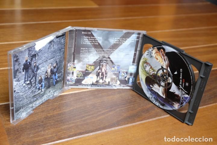IRON MAIDEN FEAR OF THE DARK 2CD + BONUS TRACKS (Música - CD's Heavy Metal)