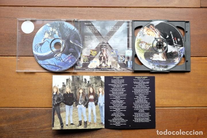 CDs de Música: IRON MAIDEN FEAR OF THE DARK 2CD + BONUS TRACKS - Foto 5 - 236896800