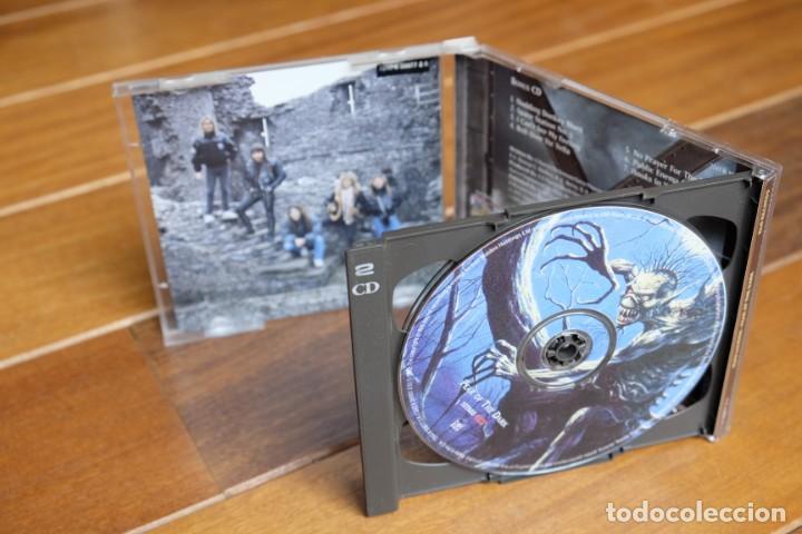 CDs de Música: IRON MAIDEN FEAR OF THE DARK 2CD + BONUS TRACKS - Foto 6 - 236896800