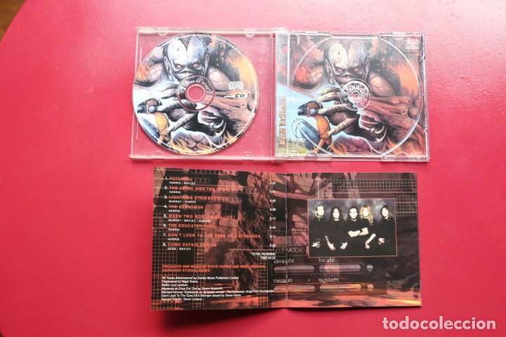 CDs de Música: IRON MAIDEN VIRTUAL CD enhanced USA - Foto 5 - 236897270