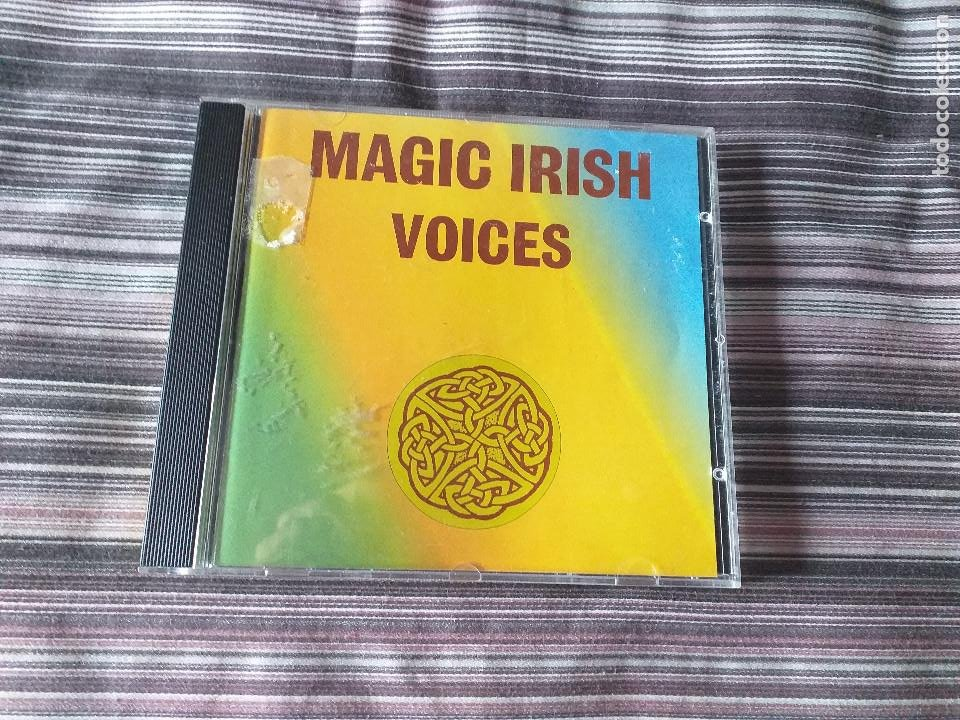 CD MAGIC IRISH VOICE MÚSICA CELTA (Música - CD's Country y Folk)