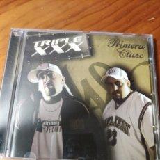 CDs de Música: CD TRIPLE XXX. PRIMERA CLASE. RAP, HIP HOP. Lote 236967850
