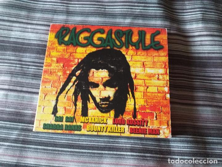 CD DOBLE RAGGASTYLE - BOUNTY KILLER SAI SAI LORD ROSSITY (Música - CD's Reggae)