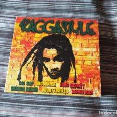 CDs de Música: CD DOBLE RAGGASTYLE - BOUNTY KILLER SAI SAI LORD ROSSITY. Lote 236970920