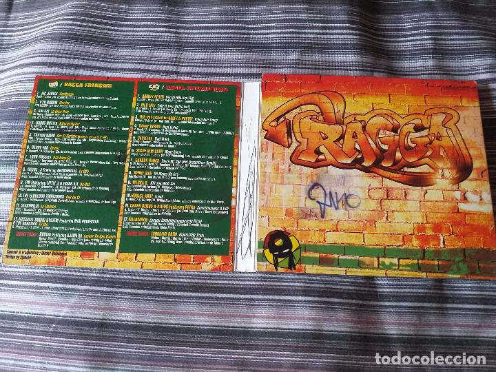 CDs de Música: CD DOBLE RAGGASTYLE - BOUNTY KILLER SAI SAI LORD ROSSITY - Foto 2 - 236970920