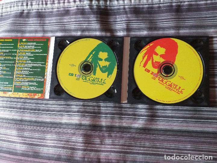 CDs de Música: CD DOBLE RAGGASTYLE - BOUNTY KILLER SAI SAI LORD ROSSITY - Foto 4 - 236970920