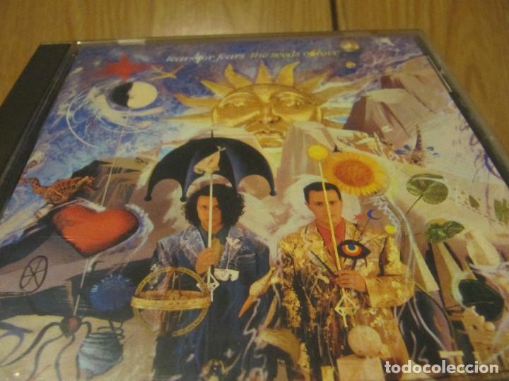 TEARS FOR FEARS - THE SEEDS OF LOVE CD 1989 (Música - CD's New age)
