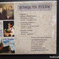 CDs de Música: JOAQUIN PIXAN TRIPLE CD SI YO FUERA PIVADOR , AVE MARIA,MADRE ASTURIAS PRECINTADO PEPETO. Lote 236975370