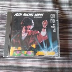 CDs de Música: CD JEAN MICHEL JARRE IN CONCERT IN HOUSTON LYON WITH ORCHESTRA AND CHOR. Lote 236980050