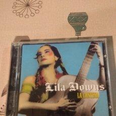 CDs de Música: LILA DOWNS. LA CANTINA. ENTRE COPA Y COPA.... Lote 236984255