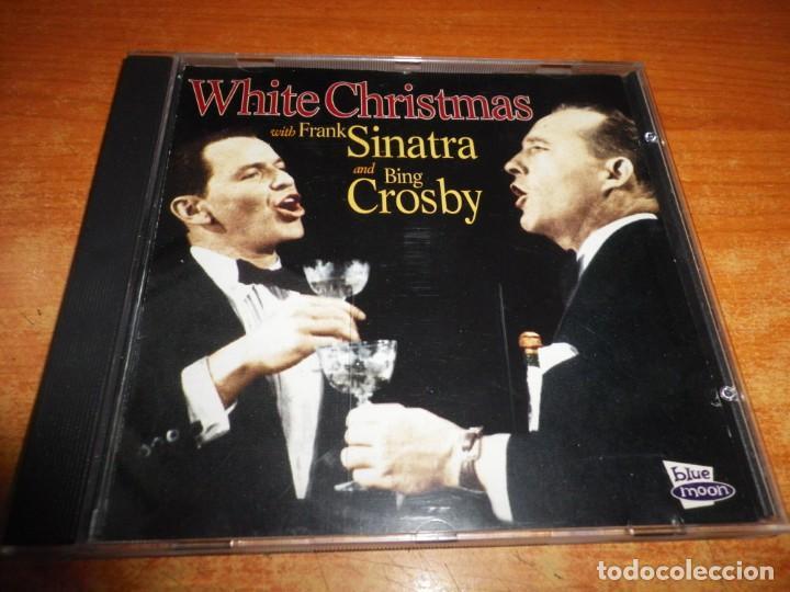 FRANK SINATRA AND BING CROSBY WHITE CHRISTMAS CD ALBUM 1994 CAROL RICHARDS ANDREWS SISTERS RARO (Música - CD's Jazz, Blues, Soul y Gospel)