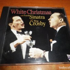 CDs de Música: WHITE CHRISTMAS WITH FRANK SINATRA AND THE BING CROSBY CD ALBUM 1994 CAROL RICHARDS ANDREWS SISTERS. Lote 236988105