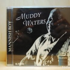CDs de Música: MUDDY WATERS - MANISH BOY (SELLO BLUENITE) - CD -. Lote 237008985