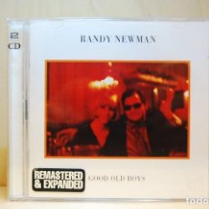 CDs de Música: RANDY NEWMAN - GOOD OLD BOYS (DOBLE CD). Lote 237009085