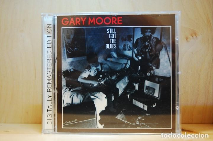 GARY MOORE - STILL GOT THE BLUES - CD - (Música - CD's Jazz, Blues, Soul y Gospel)