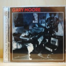 CDs de Música: GARY MOORE - STILL GOT THE BLUES - CD -. Lote 237009215