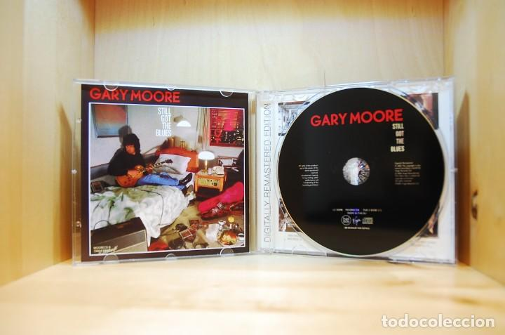 CDs de Música: GARY MOORE - STILL GOT THE BLUES - CD - - Foto 3 - 237009215