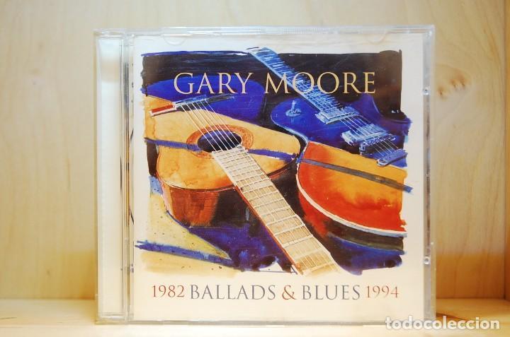 GARY MOORE - BALLADS AND BLUES 1982/1994 - CD - (Música - CD's Jazz, Blues, Soul y Gospel)