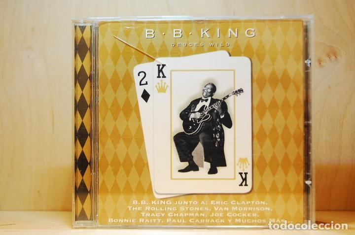 B.B. KING - DEUCES WILD - CD - (Música - CD's Jazz, Blues, Soul y Gospel)