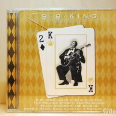 CDs de Música: B.B. KING - DEUCES WILD - CD -. Lote 237009455