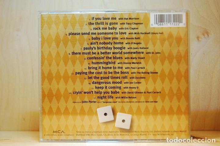 CDs de Música: B.B. KING - DEUCES WILD - CD - - Foto 2 - 237009455