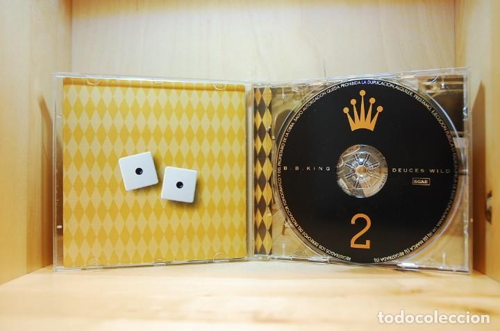 CDs de Música: B.B. KING - DEUCES WILD - CD - - Foto 3 - 237009455
