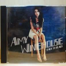 CDs de Música: AMY WINEHOUSE - BACK TO BLACK - CD -. Lote 237009630