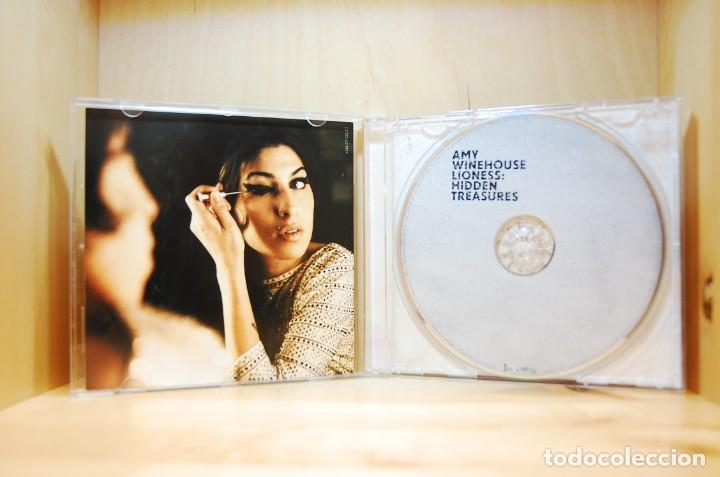 CDs de Música: AMY WINEHOUSE - LIONESS: HIDDEN TREASURES - CD - - Foto 3 - 237009745