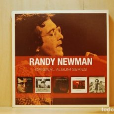 CDs de Música: RANDY NEWMAN - ORIGINAL ALBUM SERIES - 5 CD -. Lote 237009840