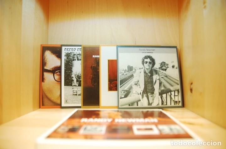 CDs de Música: RANDY NEWMAN - ORIGINAL ALBUM SERIES - 5 CD - - Foto 7 - 237009840