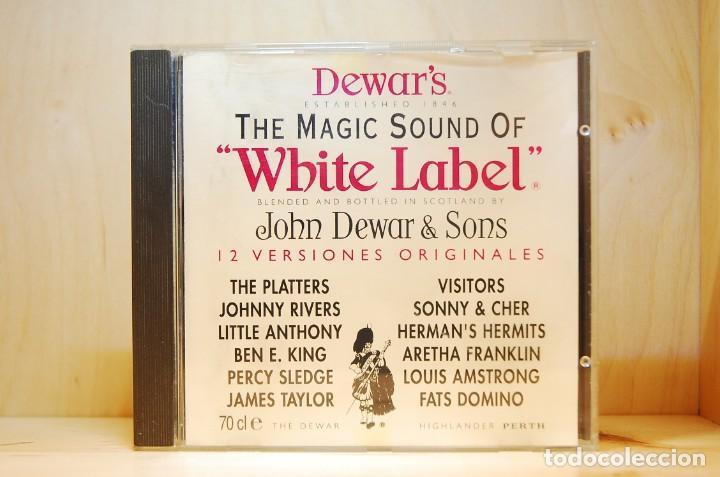 DEWAR'S - THE MAGIC SOUL OF WHITE LABEL - CD - (Música - CD's Jazz, Blues, Soul y Gospel)