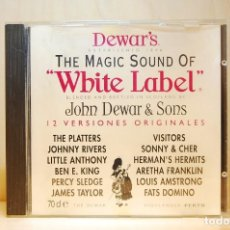CDs de Música: DEWAR'S - THE MAGIC SOUL OF WHITE LABEL - CD -. Lote 237010295