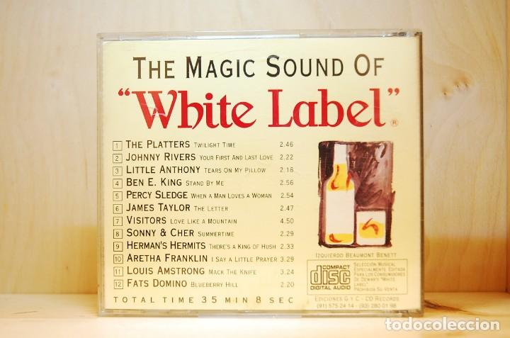 CDs de Música: DEWARS - THE MAGIC SOUL OF WHITE LABEL - CD - - Foto 2 - 237010295