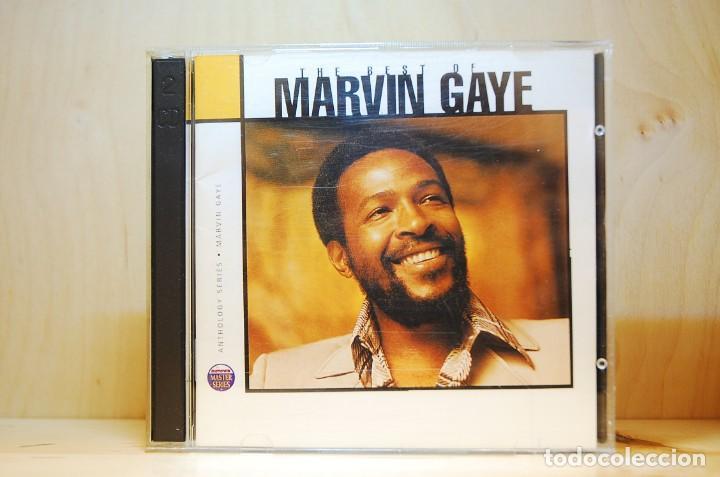 MARVIN GAYE - THE BEST OF - CD - (Música - CD's Jazz, Blues, Soul y Gospel)