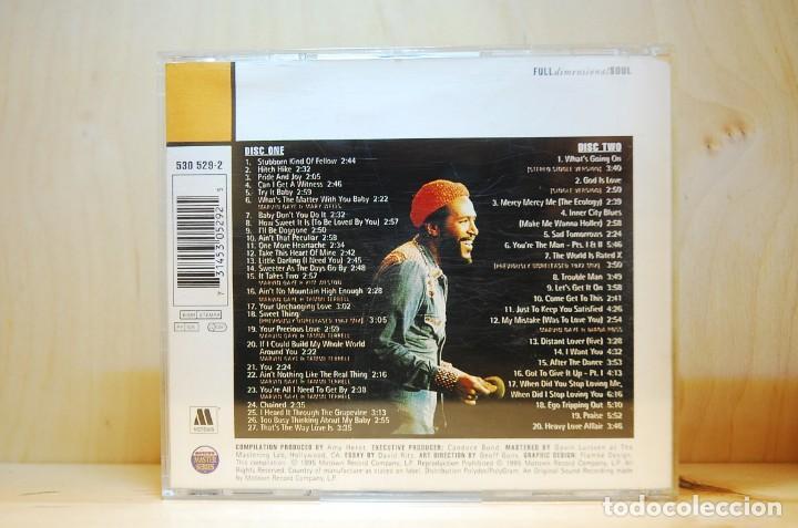 CDs de Música: MARVIN GAYE - THE BEST OF - CD - - Foto 2 - 237010415