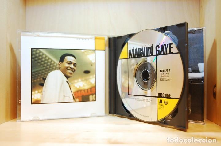 CDs de Música: MARVIN GAYE - THE BEST OF - CD - - Foto 3 - 237010415