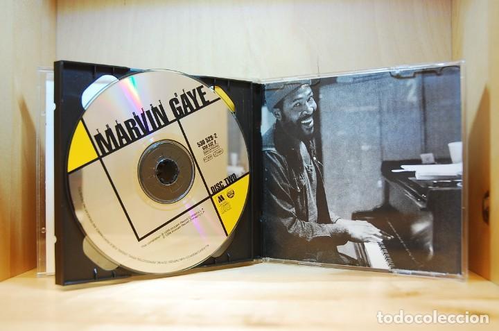 CDs de Música: MARVIN GAYE - THE BEST OF - CD - - Foto 4 - 237010415