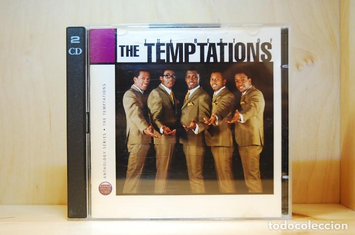 THE TEMPTATIONS - THE BEST OF - CD - (Música - CD's Jazz, Blues, Soul y Gospel)