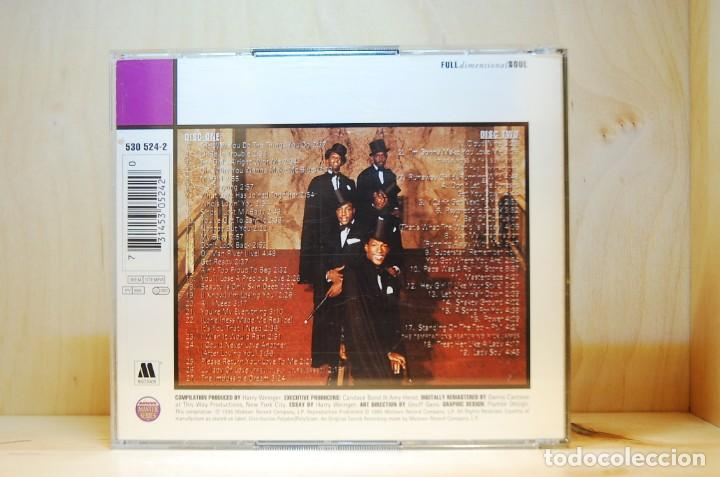 CDs de Música: THE TEMPTATIONS - THE BEST OF - CD - - Foto 2 - 237010545