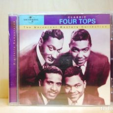 CDs de Música: FOUR TOPS - CLASSIC FOUR TOPS - CD -. Lote 237010720